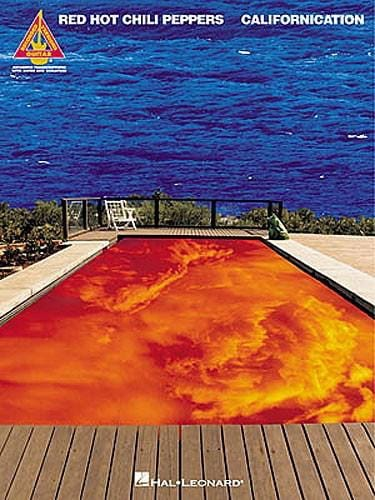 Red Hot Chili Peppers - Californication - Partition - di-arezzo.co.uk