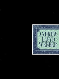 Andrew Lloyd Webber - Anthology - Partition - di-arezzo.com