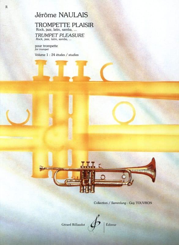 Trompette Plaisir Volume 1 - 24 Etudes - laflutedepan.com