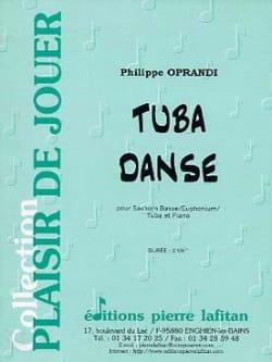 Philippe Oprandi - Dance Tuba - Partition - di-arezzo.com