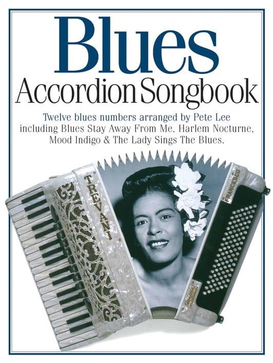 Blues Accordion Songbook - Partition - laflutedepan.com