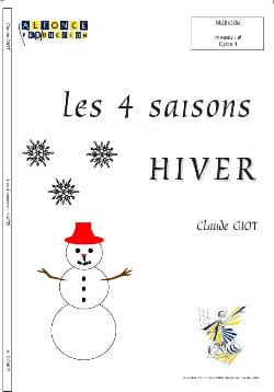 Claude Giot - The 4 Seasons - Winter - Partition - di-arezzo.com