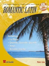 Romantic Latin - Partition - Saxophone - laflutedepan.com