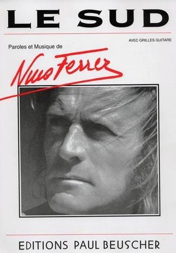 Nino Ferrer - South - Partition - di-arezzo.co.uk