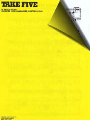 Take Five - Paul Desmond - Partition - Jazz - laflutedepan.com