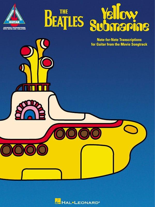 Yellow Submarine - BEATLES - Partition - Pop / Rock - laflutedepan.com