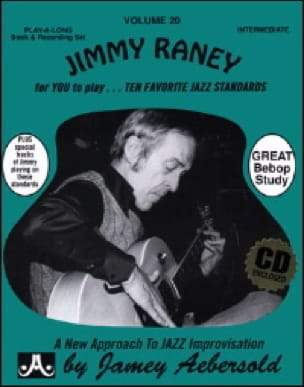 Volume 20 - Raney Jimmy - METHODE AEBERSOLD - laflutedepan.com