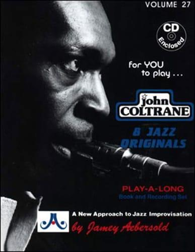 Volume 27 - John Coltrane - METHODE AEBERSOLD - laflutedepan.com