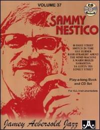 Volume 37 - Sammy Nestico - METHODE AEBERSOLD - laflutedepan.com