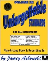 Volume 58 - Unforgettable Standards - laflutedepan.com