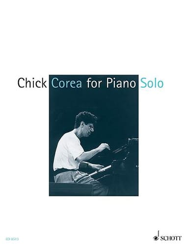 Chick Corea - Chick Corea For Piano Solo Volume 1 - Partition - di-arezzo.com