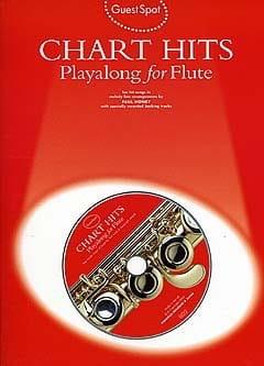 Guest Spot - Charts Hits Playalong For Flute - laflutedepan.com