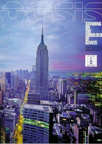 Standing On The Shoulder Of Giants - Oasis - laflutedepan.com