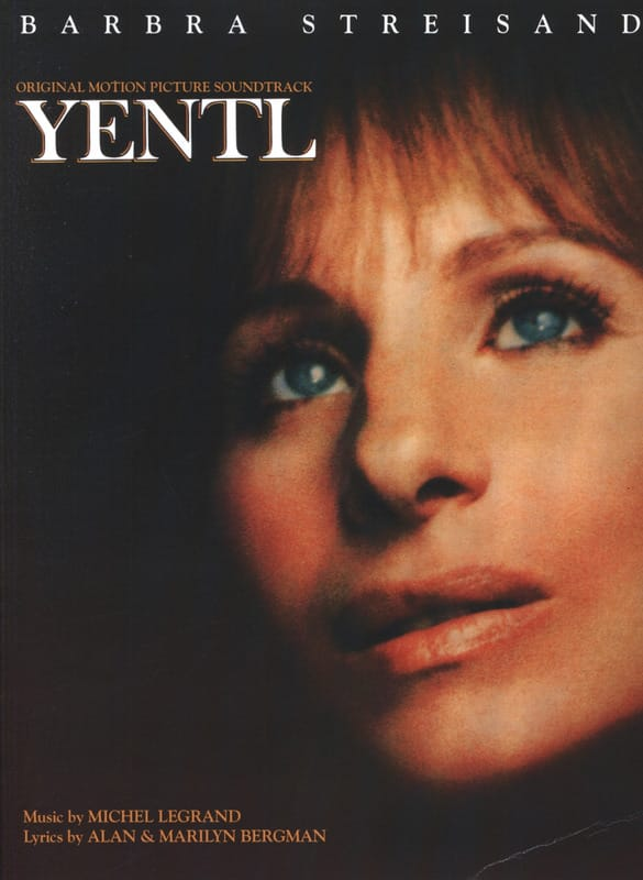 Barbra Streisand - Yentl - Partition - di-arezzo.co.uk