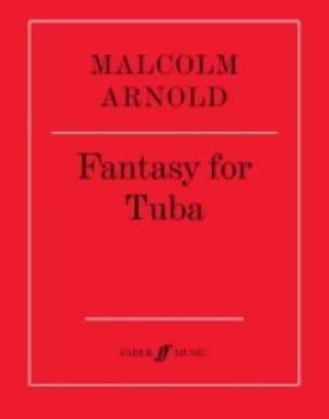 Malcolm Arnold - Fantasy For Tuba Opus 102 - Partition - di-arezzo.co.uk