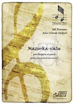 Mazurka-Valse - Rousseau Joel / Soldano Jean-Claude - laflutedepan.com