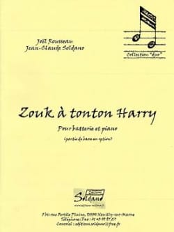 Zouk A Tonton Harry - laflutedepan.com