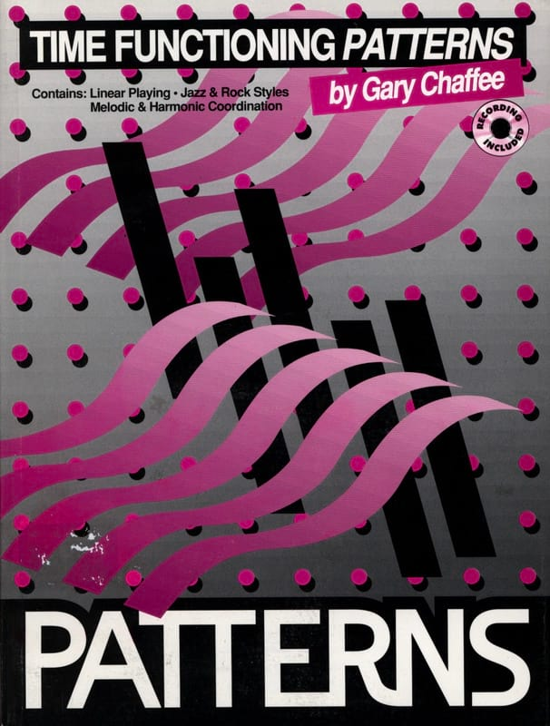 Gary Chaffee - Time Functioning Patterns - Partition - di-arezzo.co.uk