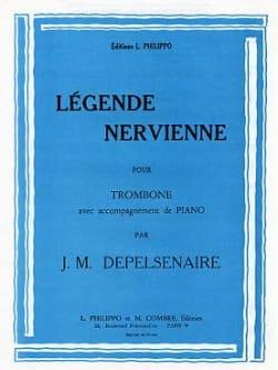 Légende Nervienne - Jean-Marie Depelsenaire - laflutedepan.com