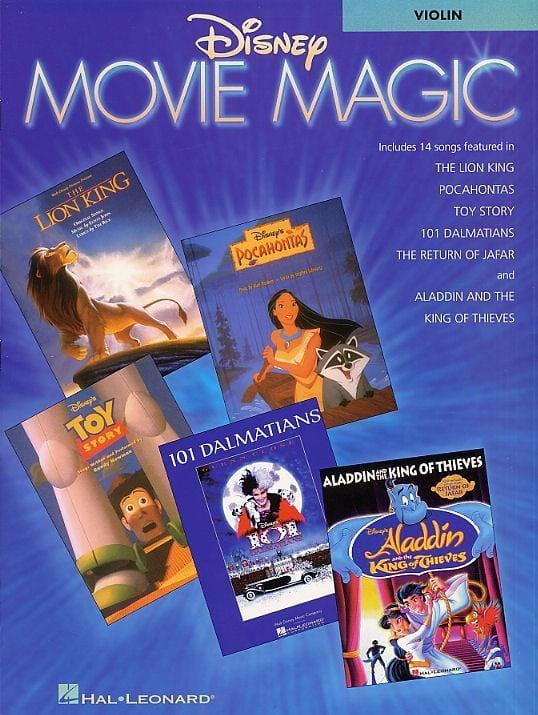 DISNEY - Disney Movie Magic - Partition - di-arezzo.es