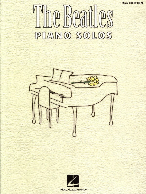 Beatles - Piano Solos - 2nd Edition - Partition - di-arezzo.co.uk