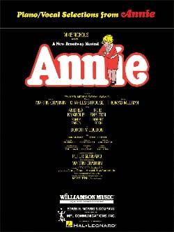 Annie - Charles Strouse - Partition - laflutedepan.com