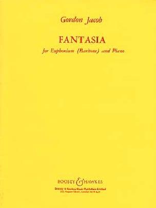 Gordon Jacob - Fantasia - Partition - di-arezzo.com