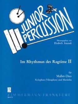 Im Rhythmus Des Ragtime 2 - Partition - laflutedepan.com