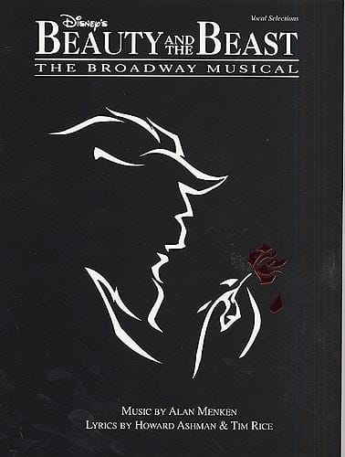Alan Menken - Beauty and the Beast - Broadway Musical - Partition - di-arezzo.co.uk