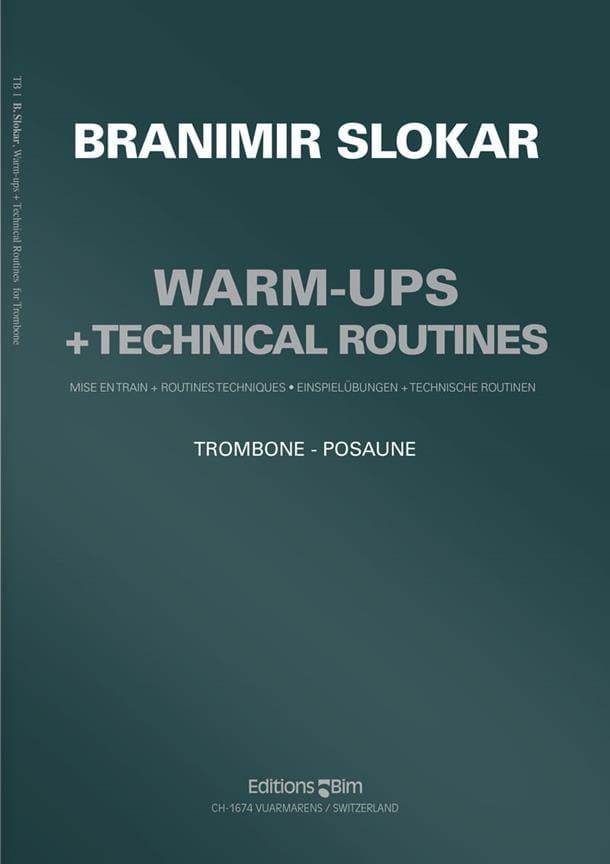 Warm-Ups + Technical Routines - Branimir Slokar - laflutedepan.com