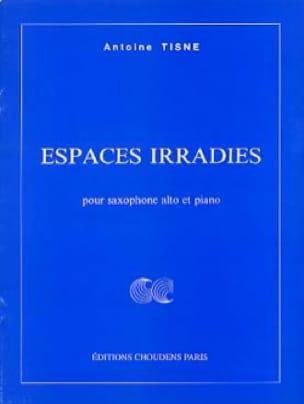Espaces Irradies - Antoine Tisne - Partition - laflutedepan.com