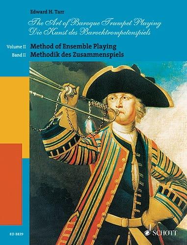 The Art Of Baroque Trumpet Playing Volume 2 - laflutedepan.com