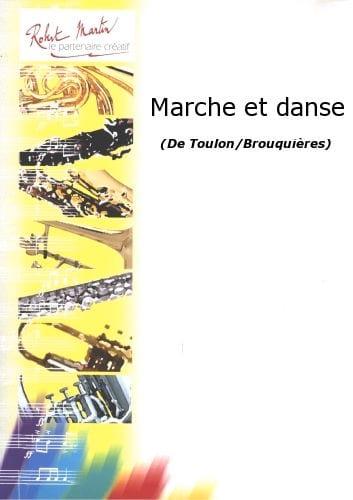 Jacques Toulon - Caminando y bailando - Partition - di-arezzo.es