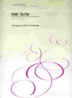 Traditionnel - Irish Suite - Saxophone Quartet - Partition - di-arezzo.com