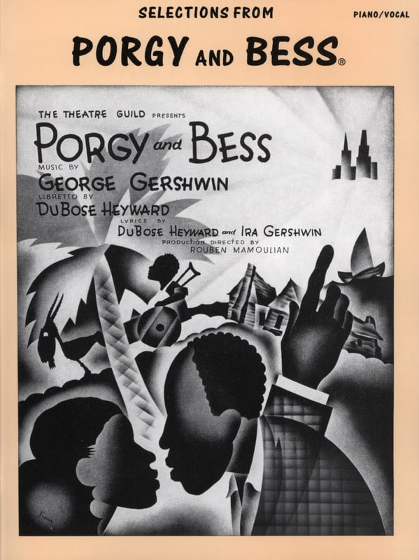 George Gershwin - Porgy And Bess Selections - Partition - di-arezzo.co.uk