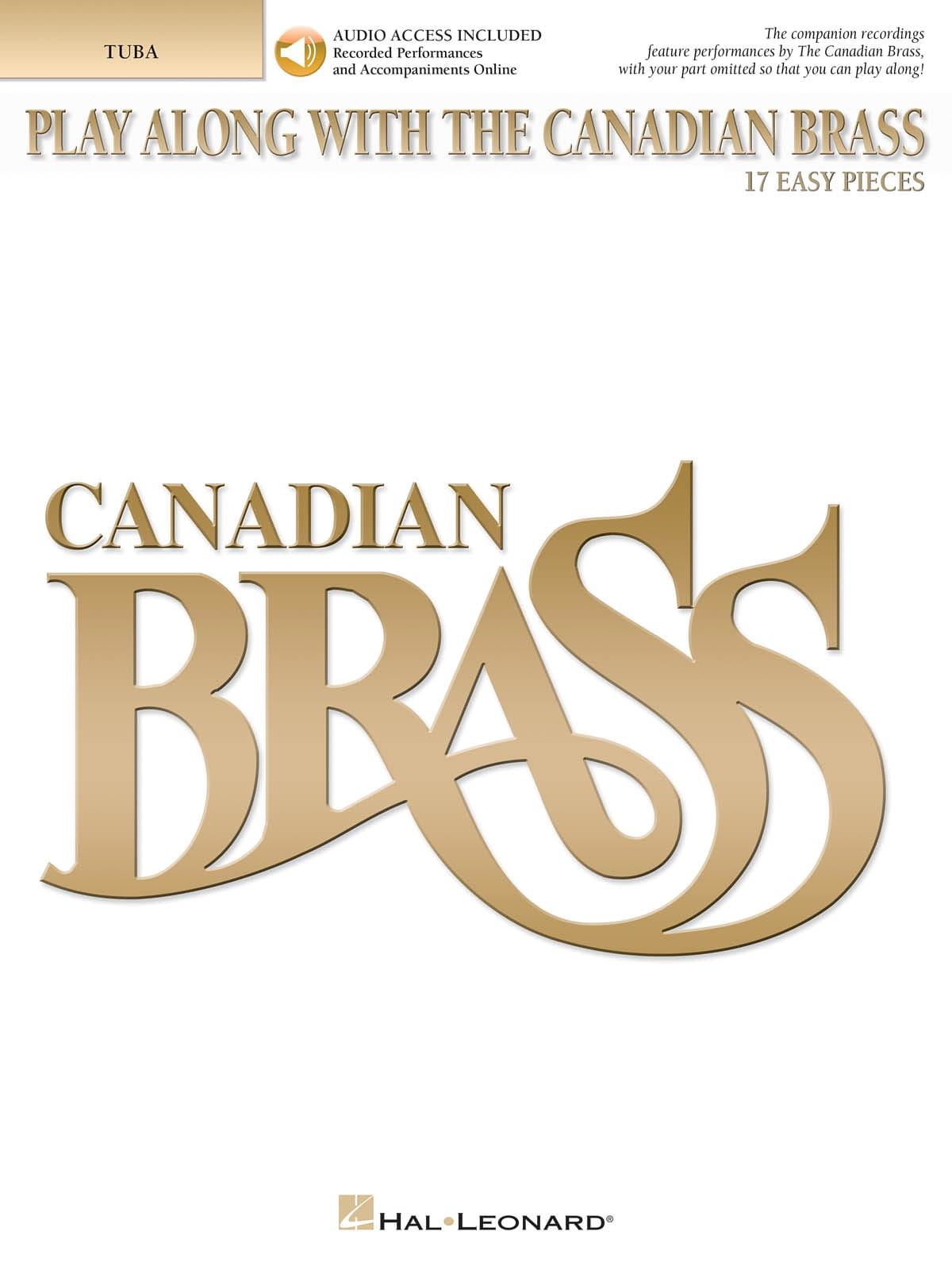 Play along with the Canadian Brass - 17 Easy pieces - laflutedepan.com