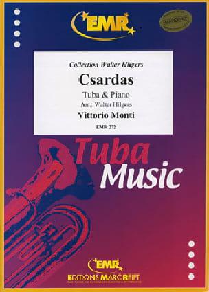 Csardas - Vittorio Monti - Partition - Tuba - laflutedepan.com