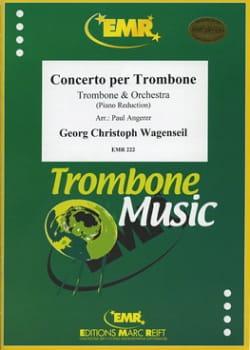Concerto per trombone - Georg Christoph Wagenseil - laflutedepan.com