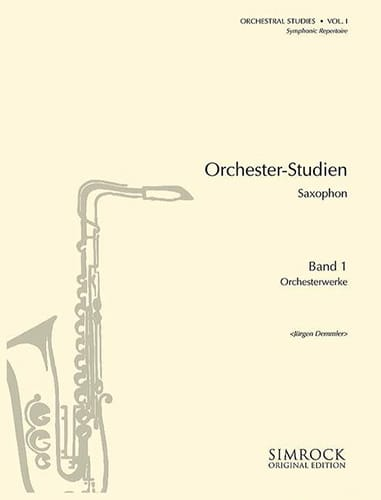- Orchestral Studies Volume 1 - Partition - di-arezzo.co.uk