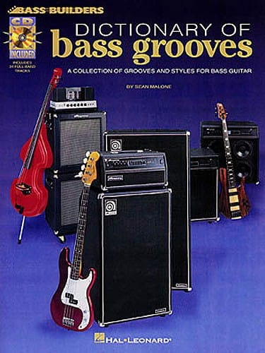 Dictionary Of Bass Grooves - Sean Malone - laflutedepan.com