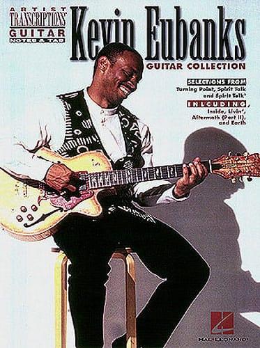 Guitar Collection 12 Selections - Kevin Eubanks - laflutedepan.com