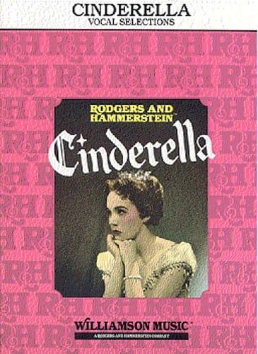 Cinderella - Rodgers & Hammerstein - Partition - laflutedepan.com