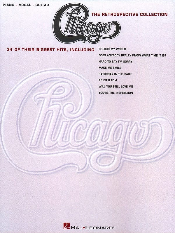 The Retrospective Collection - Chicago - Partition - laflutedepan.com