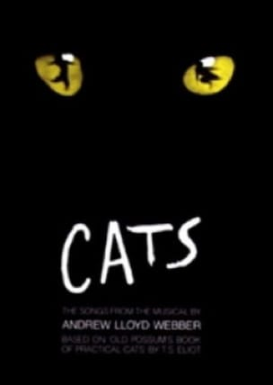 Andrew Lloyd Webber - Cats - Partition - di-arezzo.co.uk