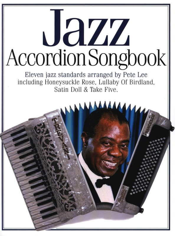 - Jazz Accordion Songbook - Partition - di-arezzo.co.uk