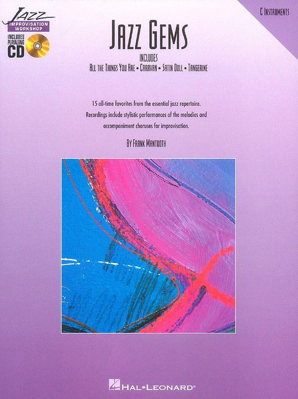 Jazz Gems - Frank Mantooth - Partition - laflutedepan.com