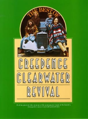Creedence Clearwater Revival - The Best Of - Partition - di-arezzo.co.uk