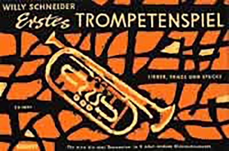 Erstes Trompeten-Spiel - Willy Schneider - laflutedepan.com