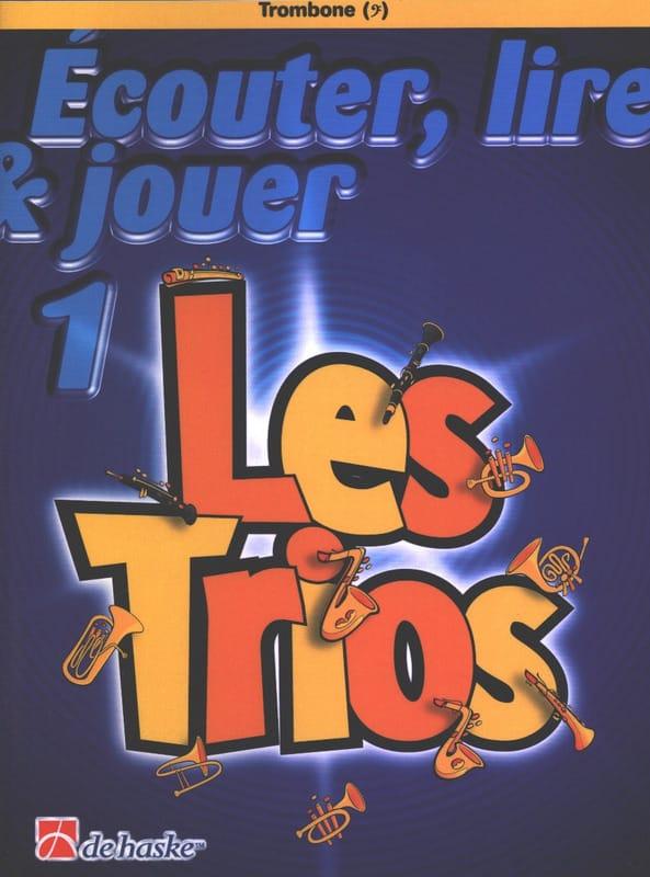 Ecouter Lire et Jouer - Les trios Volume 1- 3 Trombones - laflutedepan.com