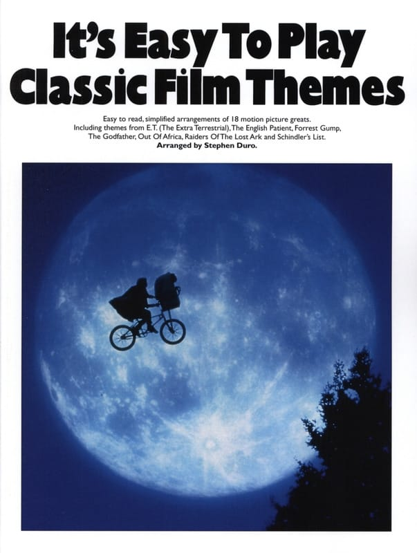 - It's easy to play classic movie themes - Partition - di-arezzo.com